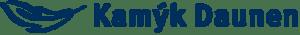 Kamýk Daunen Logo